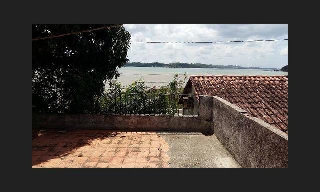 *Casa de Praia em Passé -5 quartos mobiliada - Em frente ao mar da Baia de todos os Santos - Foto 5