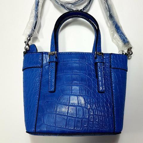 Bolsa Guess azul - Foto 5
