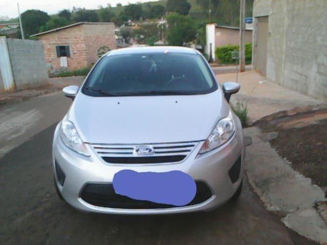 New Fiesta Sedan 1.6