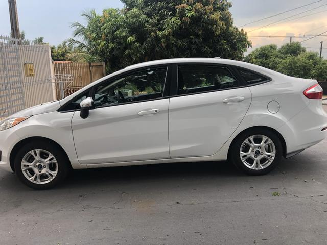 Ford New Fiesta Sendan, 1.6 Flex, Automático, Completo - Foto 2