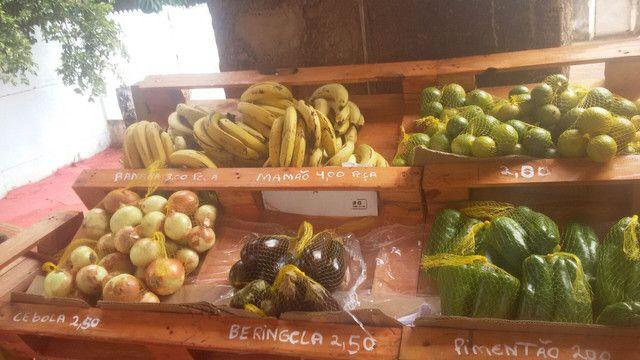 Horta e varejo alface,rúcula,lameirao, cebolinha salsinha,Couve  - Foto 2