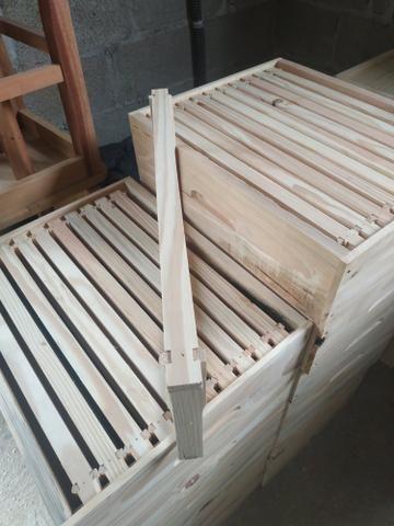 Caixa para abelha padrão Langstroth - Foto 4