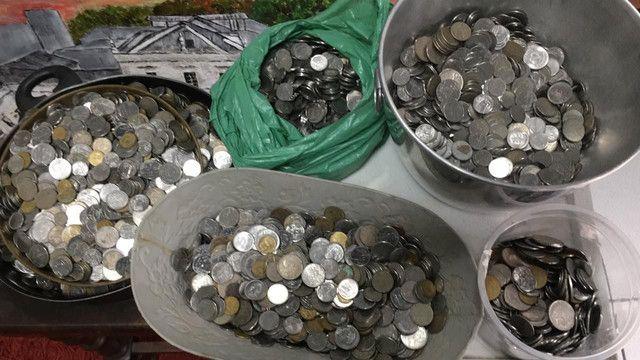 Cédulas e moedas antigas 3 por 10,00 - Foto 2