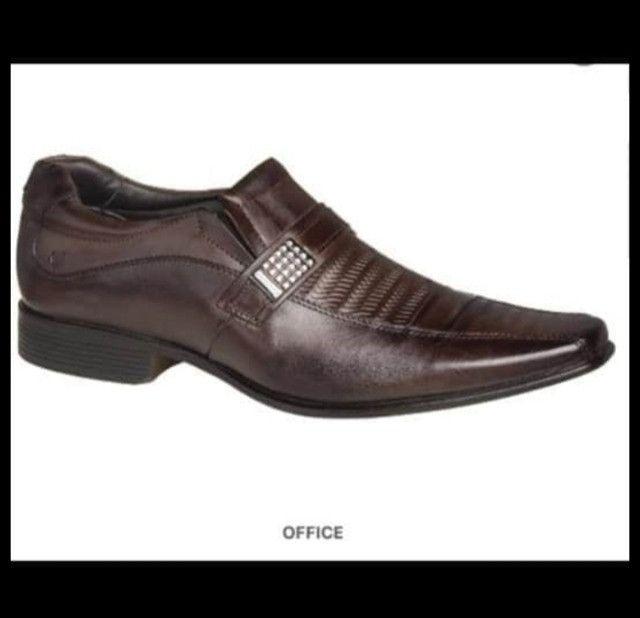 Sapato social Rafarillo e Italian
