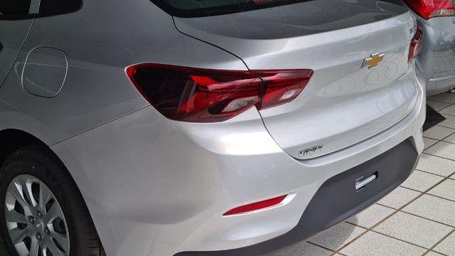 Chevrolet Novo Onix Plus Turbo Automático 1.0 2021 - Foto 4