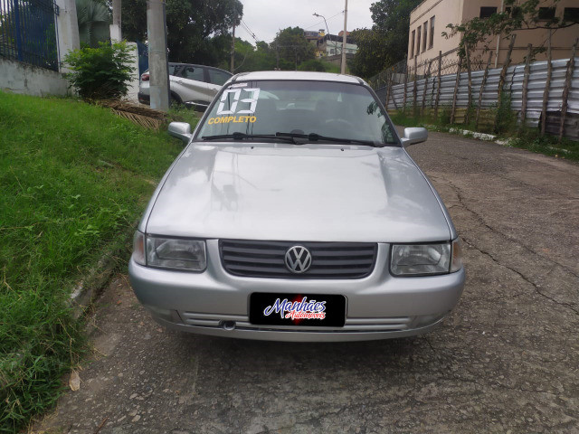 Carro santana 2003 completo financiamos sem entrada (valor real) - Foto 3