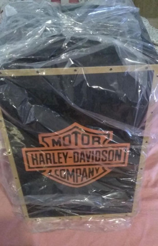 Cajon Harley Davidson elétrico