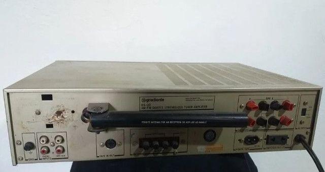 Amplicador Gradiente DS 20 - Foto 3