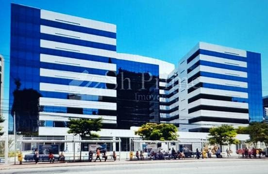 Excelente Ponto Alpha Shooping - Sala Comercial 53 m2- Alphaville Centro Comercial Barueri