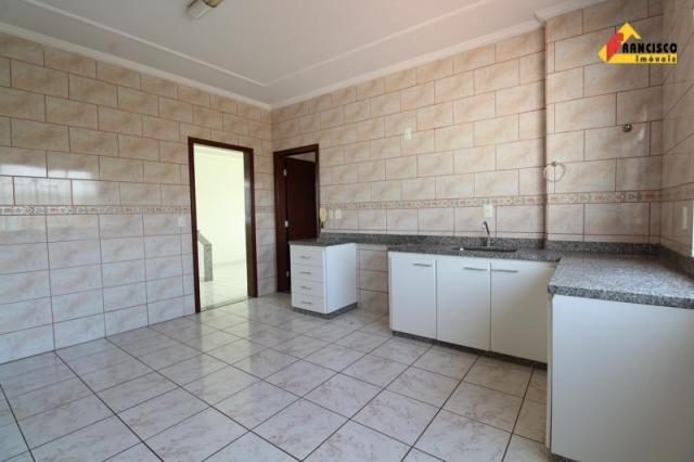 Apartamento para aluguel, 3 quartos, 1 suíte, 1 vaga, Santa Luzia - Divinópolis/MG - Foto 18