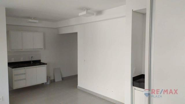 Apartamento com 1 dormitório para alugar, 42 m² por R$ 1.400/mês - Jardim Redentor - São J - Foto 4
