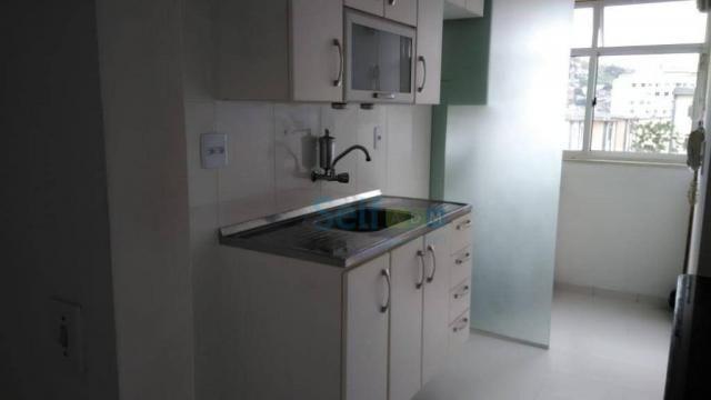Apartamento para alugar, 52 m² por R$ 1.000,00/mês - Barreto - Niterói/RJ - Foto 9
