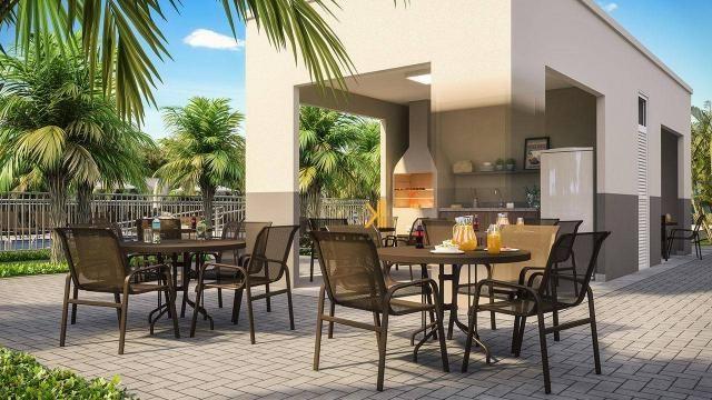 Apartamento com 2 dormitórios sendo 1 suíte reversível à venda, 42 m² por R$ 143.635 - Tam - Foto 5