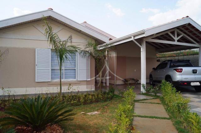 Casa com 4 dormitórios à venda, 185 m² por R$ 1.323.000,00 - Condomínio Casas de Gaia - Ca