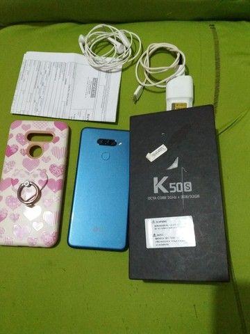 LG K50s  - Foto 2