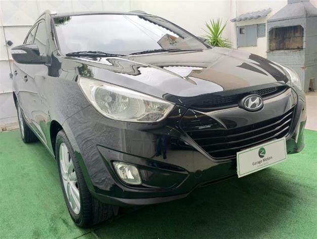 Hyundai ix35  2.0L 16v (Flex) (Aut) FLEX AUTOMÁTICO - Foto 7