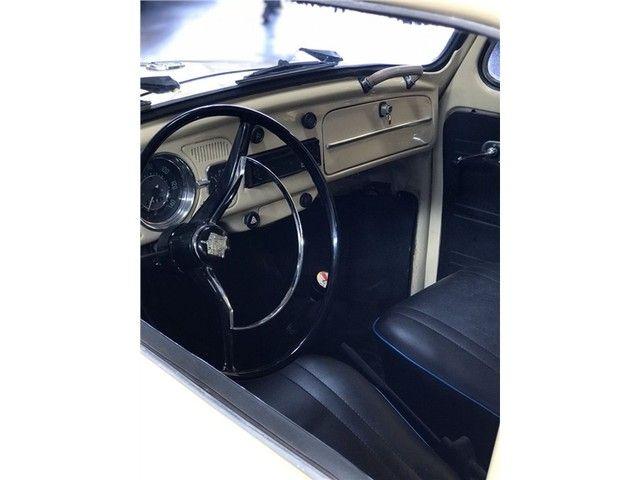 Volkswagen Fusca 1970 1.3 8v gasolina 2p manual - Foto 15