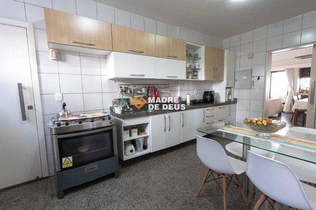 Excelente apartamento nascente, 150 m2, 3 dormitórios, Dionisio Torees Fortaleza Ceará - Foto 16