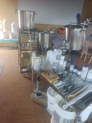 Equipamento de Cerveja Caseira 125L (apenas Pacote) - Foto 3