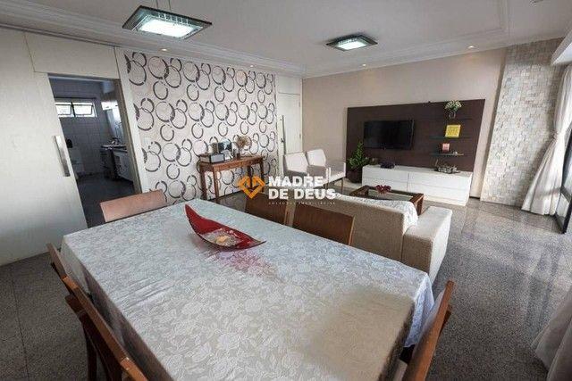 Excelente apartamento nascente, 150 m2, 3 dormitórios, Dionisio Torees Fortaleza Ceará - Foto 7
