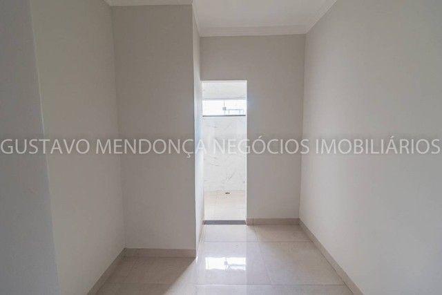 Belíssima casa térrea nova no bairro Rita Vieira 1-  Com duas suites - Foto 15