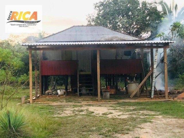 Fazenda à venda, com 310 hectares no município de Porto Velho/RO - Foto 5