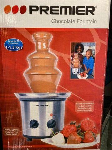 Fonte de chocolate 3 andares  - Foto 4