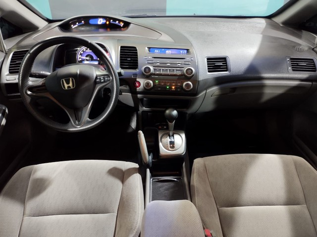 HONDA CIVIC Sedan LXS 1.8/1.8 Flex 16V Aut. 4p BLINDADO - Foto 4