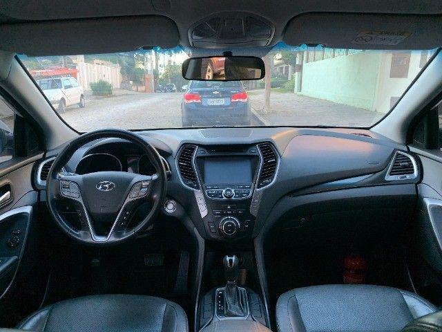 hyundai santa fé   3.3 4X4 V6 270CV gasolina automatica - Foto 5