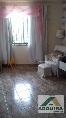 Casa sobrado com 4 quartos - Bairro Orfãs em Ponta Grossa - Foto 6