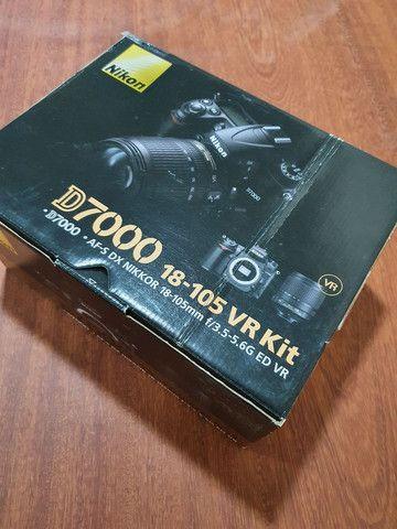 Câmera Nikon D7000