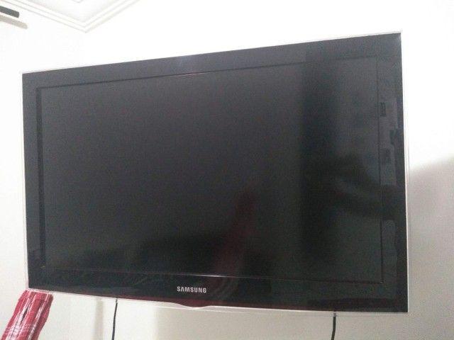 Tv Samsung 32' placa queimada !!