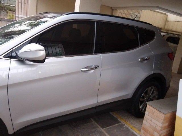 Santa Fé 2014 V6 270cv - Carbid online vende - Foto 2