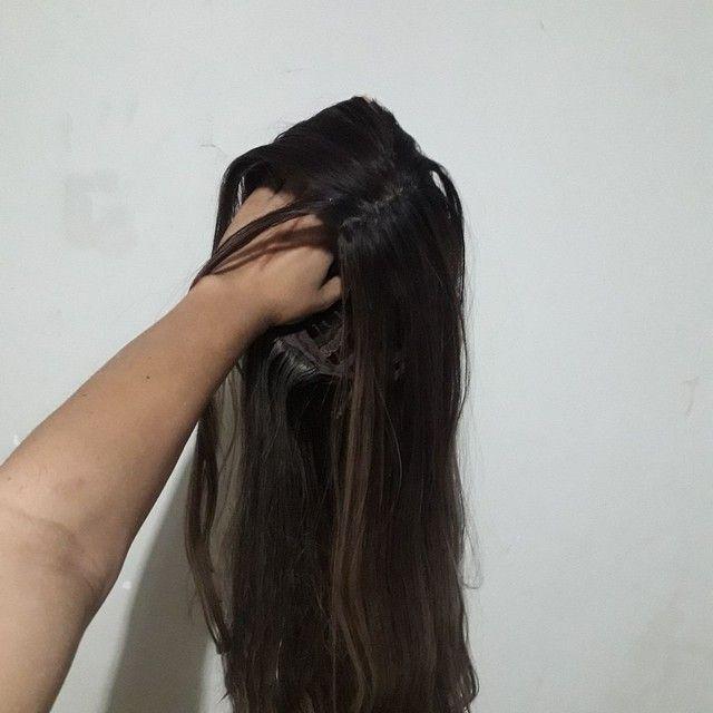 Lace Wig 70 cm - Foto 4