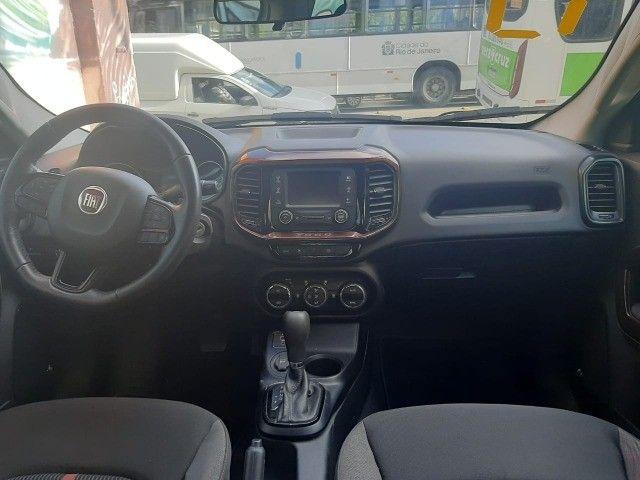 fiat toro 2019 automatico com gnv 69.900 financiado+entrada - Foto 7