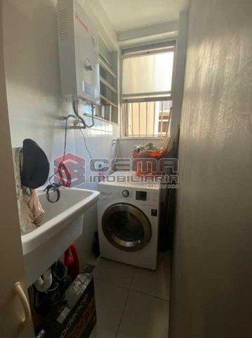 Apartamento à venda com 1 dormitórios em Flamengo, Rio de janeiro cod:LAAP12984 - Foto 12