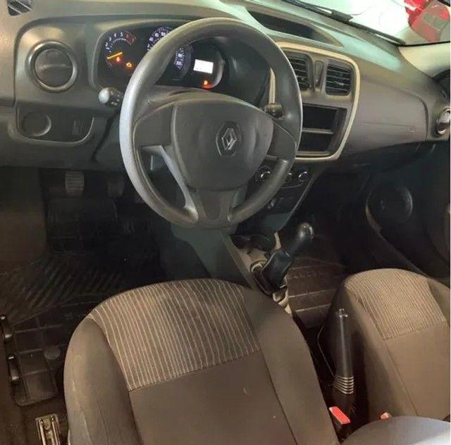 Renault Sandero 1.0 16v - 2017 (Em Parcelas) - Foto 8