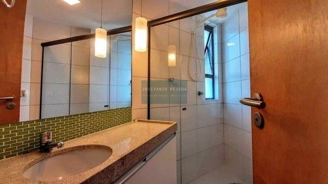 RL Lindo apartamento mobiliado em excelente localização em Boa Viagem - Foto 7