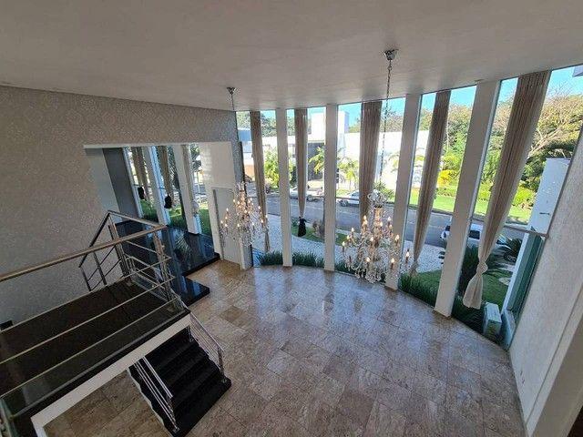 Casa de condomínio sobrado para venda tem 590 metros quadrados com 4 quartos - Foto 15