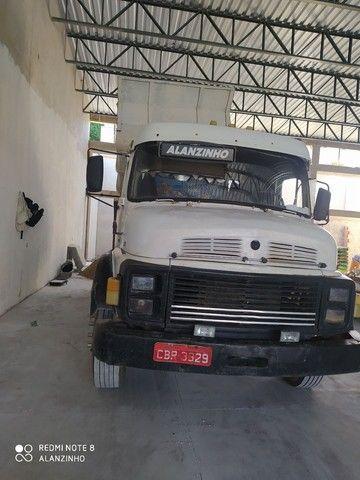 Vendo caminhão 1525 toco , valor 35mil