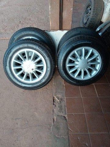 Vendo rodas powertech