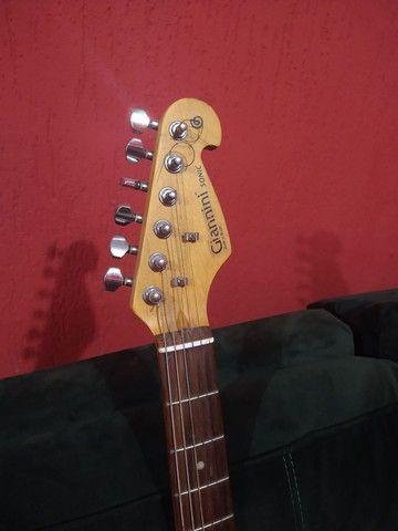 Guitarra Giannini semi nova. - Foto 3