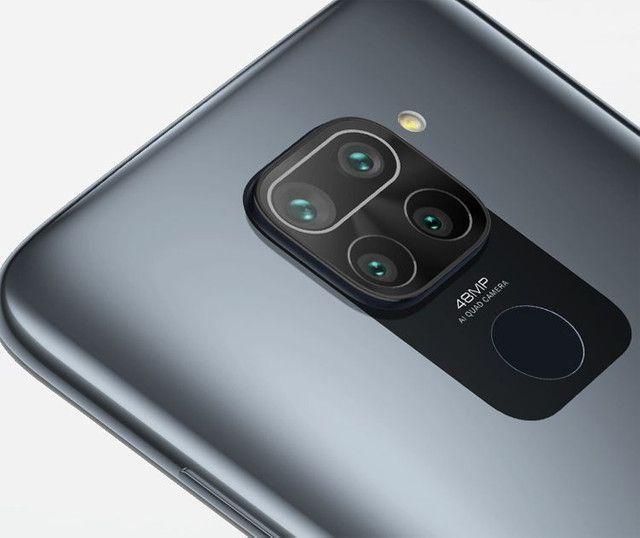 Xiaomi Redmi Note 9 Dual Sim 128 Gb Preto 4 Gb Ram - Foto 2