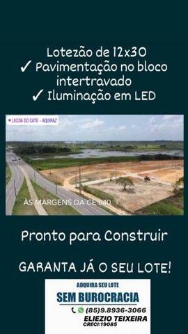 Loteamento Residencial Catu (Aquiraz) - Pronto para construir!  - Foto 10