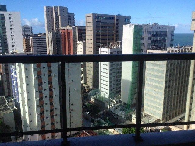 RL Lindo apartamento mobiliado em excelente localização em Boa Viagem - Foto 2