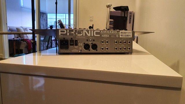 Mesa de som phonic - Foto 2