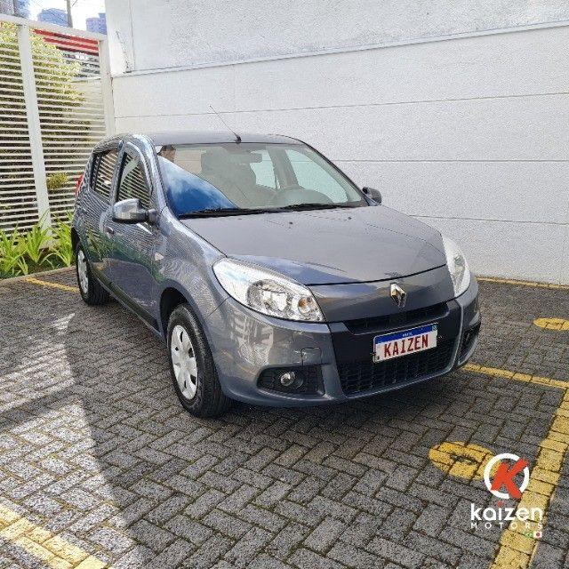 Renault Sandero 1.0 Expression 2013 - Foto 3