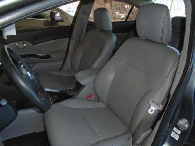 Honda CIVIC LXS 1.8 16V FLEX AUTOMATICO - Foto 5