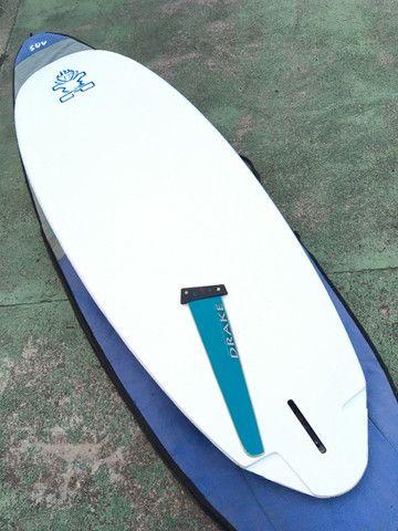 Prancha windsurf starboard completo mastro carbono vela Xo sail exocet - Foto 4