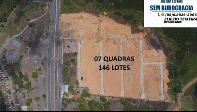 Loteamento Residencial Catu (Aquiraz) - Pronto para construir!  - Foto 16